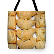 Puff Pastry Party Tray Pano Tote Bag
