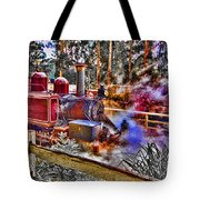 Puffing Billy Tote Bag