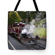 Puffing Billy V2 Tote Bag