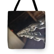 Pulling My Chain Tote Bag