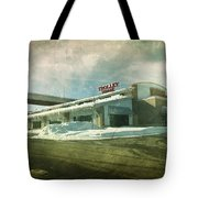Pullman's Restaurant Tote Bag by Joel Witmeyer