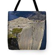 Pulpit Rock Tote Bag