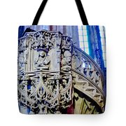 Pulpit St Stephens - Vienna Tote Bag