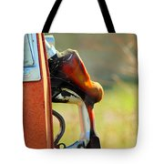 Pump From The Past Tote Bag