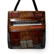 Pump Organ Tote Bag