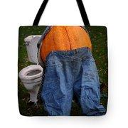 Pumpkin Butt Tote Bag