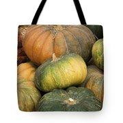 Pumpkin Farm Tote Bag