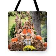 Pumpkin Harvest 2012 Tote Bag