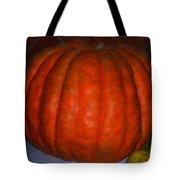 Pumpkin In Spain Tote Bag