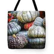 Pumpkin Pile II Tote Bag