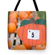 Pumpkins For Sale II Tote Bag