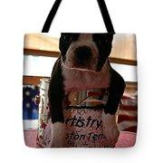 Puppy Kit Tote Bag