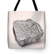 Pure Crystalline Silicon Tote Bag