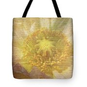 Pure Delicate Center Tote Bag