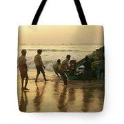 Puri Fishermen Tote Bag