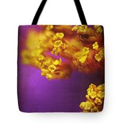 Purple And Gold 2 Tote Bag