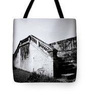 Purple Forbidden City Tote Bag