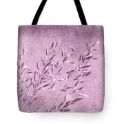Purple Gras Tote Bag