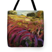 Purple Loosestrife Tote Bag