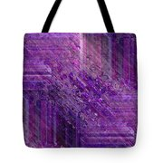 Purple Mystique Tote Bag