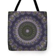 Purple Pleasure Abstract Tote Bag