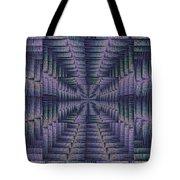 Purple Portal Tote Bag