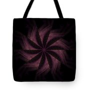 Purple Power Tote Bag