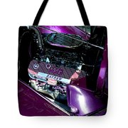 Purple Ratnow Tote Bag