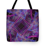 Purples II Tote Bag