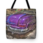 Purplre Car Dearborn Mi Tote Bag