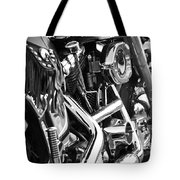 Purr Baby Purr Tote Bag