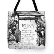 Pussys In The Well Tote Bag by Granger