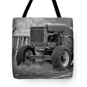 Put Out But Not Abandoned In Black-and-white Tote Bag