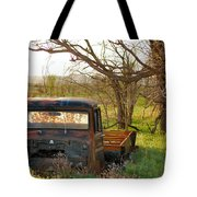 Put Out To Pasture2 Tote Bag