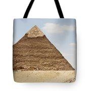 Pyramid Of Khafre Chephren, Giza, Al Tote Bag