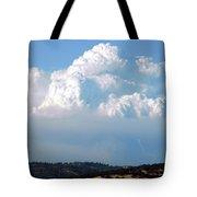 Pyrocumulus Cloud  Tote Bag