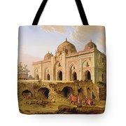 Qal' A-l-kuhna Masjid - Purana Qila Tote Bag