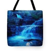 Quaint Falls  Tote Bag