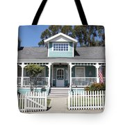 Quaint House Architecture - Benicia California - 5d18817 Tote Bag