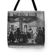Quaker Meeting, C1790 Tote Bag