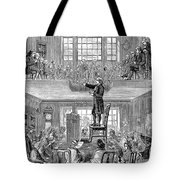 Quaker Meeting House Tote Bag