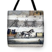 Quakers Tote Bag by Granger