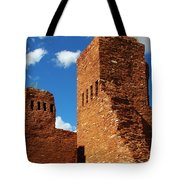 Quarai Salinas Pueblo Missions National Monument Tote Bag