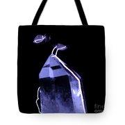Quartz Crystal & Sparks Tote Bag by Ted Kinsman