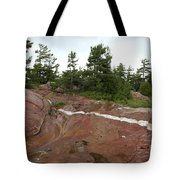 Quartz Vein Tote Bag