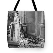 Queen Alexandra, 1902 Tote Bag by Omikron