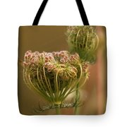 Queen Anne And Her Lady Tote Bag