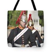 Queen Lifeguards London Tote Bag