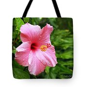 Queen Of The Tropics Tote Bag