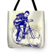 Quest For Speed Tote Bag
